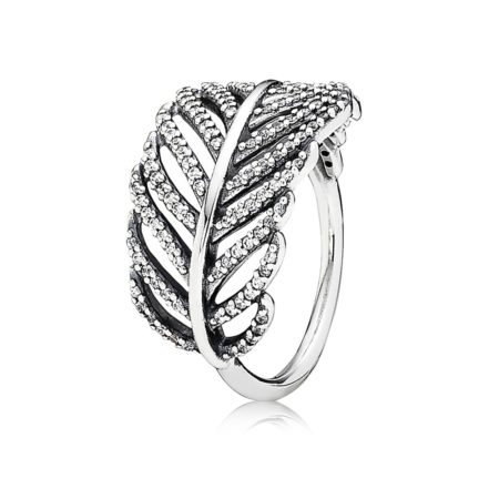 Кольцо «Волшебное перо»