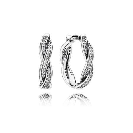 Серьги «Сверкающая любовь»