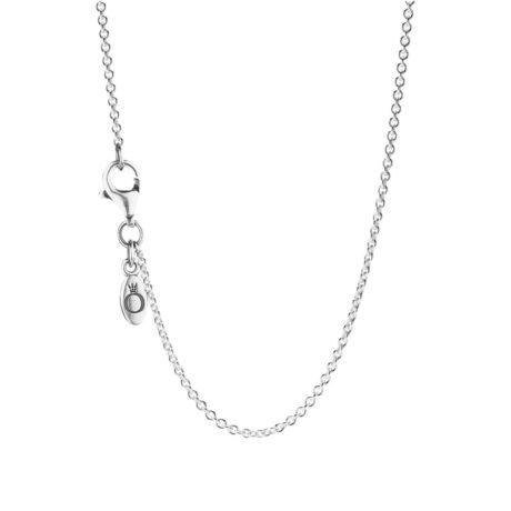 Цепочка из серебра, 45 см