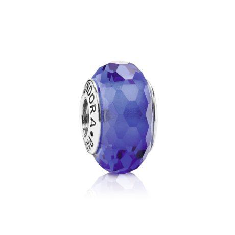 Шарм «Мурано синего цвета»