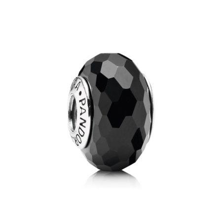 Шарм «Мурано черного цвета»