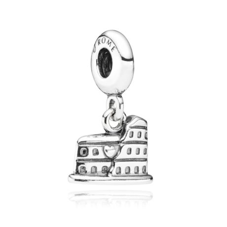 Шарм-подвеска «Римский Колизей»