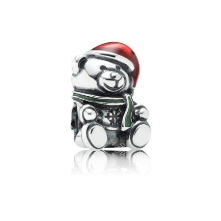Шарм «Рождественский Мишка»