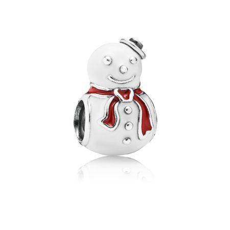 Шарм «Радостный снеговик»