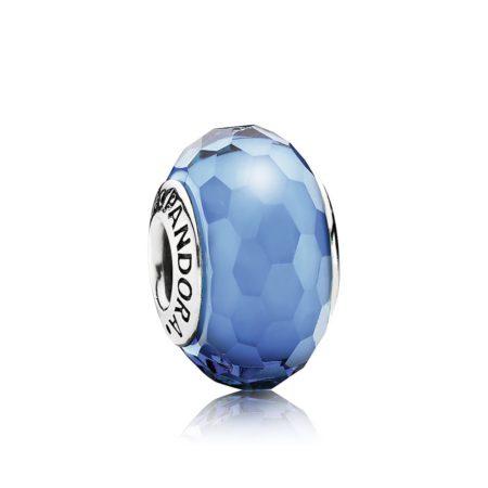 Шарм «Мурано голубого цвета»