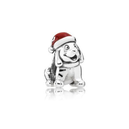 Шарм «Рождественская Собачка»