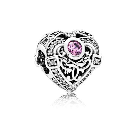 Шарм «Богатое Сердечное Обаяние»