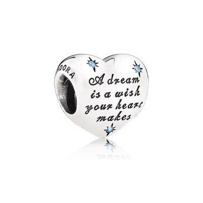Шарм «Сердце Disney Cinderella's Dream»