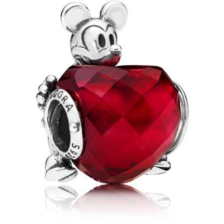 """Шарм """"Сердце Микки"""" Disney"""