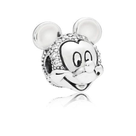 Клипса Disney «Сияющий портрет Микки»