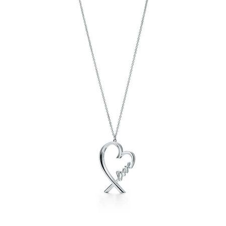 Подвеска Loving Heart с буквами Love Paloma Picasso®