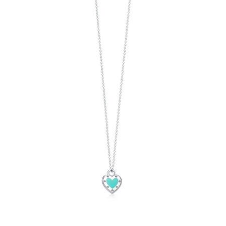 Подвеска сердце Return to Tiffany®