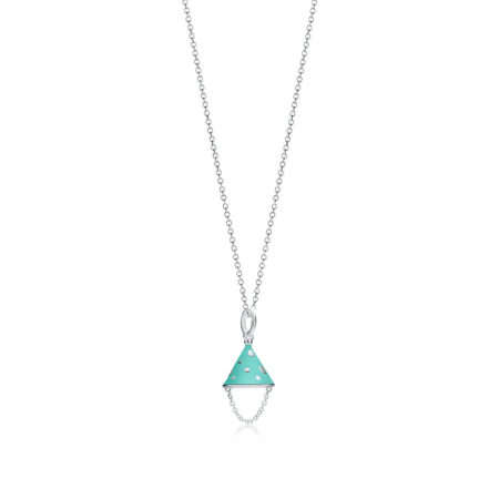 Шарм в виде колпака Tiffany Charms