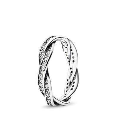 Кольцо «Сказочное плетение»